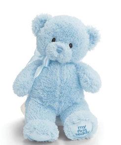 BLUE BABY BEAR