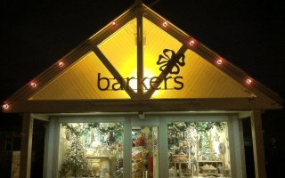 Festive Days at Barkers the Florist