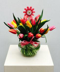 tulip globe