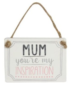 40559 Mum Inspiration Wood plaque