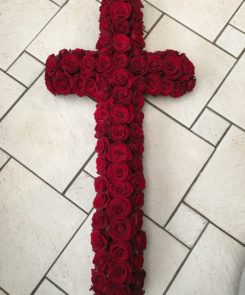 Red Rose Cross 2