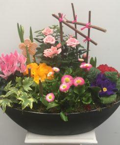 Luxury Spring Planter