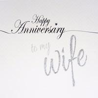 Anniversary wife