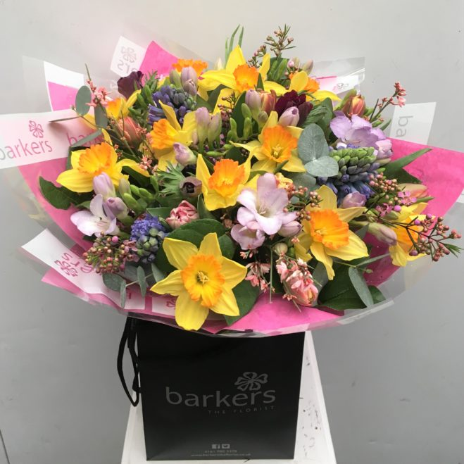 Luxury Spring Hand Tied