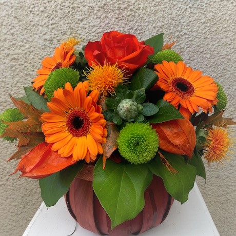 Compact Autumn Basket