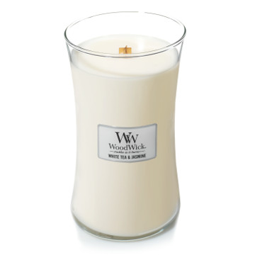 93062 White Tea & Jasmine Large Jar without Lid