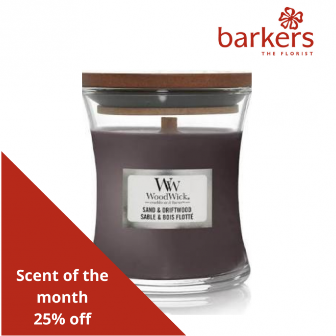 december Scent of the month 25% off